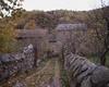 © Roger Choplain, Roland Maston, Région Auvergne - Inventaire général du Patrimoine culturel, ADAGP - Buchet, le pont et le moulin.