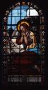 © Roger Choplain, Roland Maston, Région Auvergne - Inventaire général du Patrimoine culturel, ADAGP - Lorlanges, église paroissiale Saint-Clair : Sainte-Marie-Madeleine.