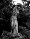 © Roger Choplain, Roland Maston, Région Auvergne - Inventaire général du Patrimoine culturel, ADAGP - Statue 01 : vue d'ensemble