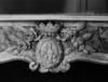 © Roger Choplain, Roland Maston, Région Auvergne - Inventaire général du Patrimoine culturel, ADAGP - Hôtel de Chazerat. Bureau du DRAC. Détail de la cheminée