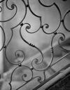 © Roger Choplain, Roland Maston, Région Auvergne - Inventaire général du Patrimoine culturel, ADAGP - 3 rue Daurat, escalier, détail