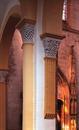 © Jean-Michel Périn, Roland Maston, Région Auvergne - Inventaire général du Patrimoine culturel, ADAGP - En bordure du transept, chapiteau du troisième quart du XIIe siècle.