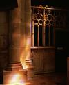"""© Jean-Michel Périn, Roland Maston, Région Auvergne - Inventaire général du Patrimoine culturel, ADAGP - La """"Chapelle Vieille""""."""