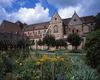 © Jean-Michel Périn, Roland Maston, Région Auvergne - Inventaire général du Patrimoine culturel, ADAGP - Le prieuré vue du sud
