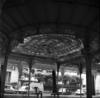 © Roger Choplain, Roland Maston, Région Auvergne - Inventaire général du Patrimoine culturel, ADAGP - Kiosque, côté rue du Parc, vue de l'intérieur